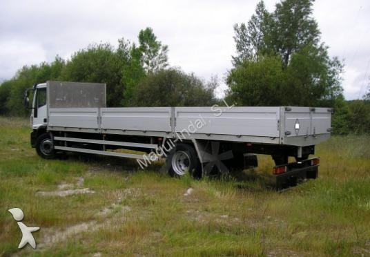 pi ces d tach es pl carrosserie occasion nc nc caja de camion de aluminio annonce n 1180388. Black Bedroom Furniture Sets. Home Design Ideas