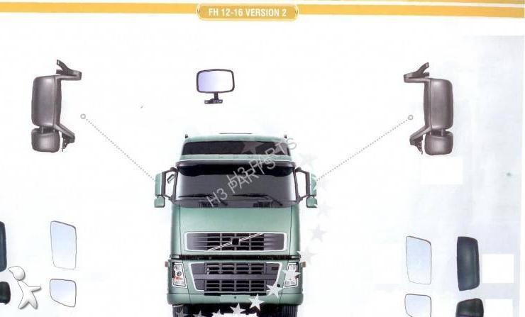 Vedere le foto Ricambio per autocarri Volvo Rétros Version 2 et version 3