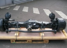 new differential / Under-frame