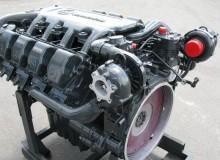 motore Mercedes
