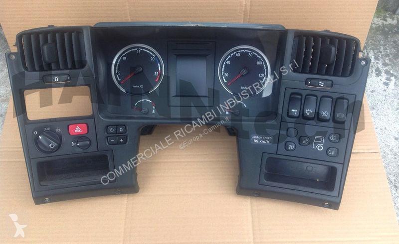 Ricambio per autocarri Scania Planche de bod DASHPANEL pou camion Seies