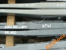 repuestos para camiones BPW Ressort à lame pour PÓŁ 500x460x100 KR150 camion