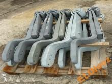 repuestos para camiones BPW Ressort à lame pour PÓŁ 500x470x100 KR150 camion