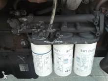 cuerpo de filtro de aceite usado