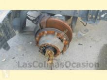 Renault wheel suspension