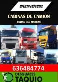 repuestos para camiones carrocería MAN
