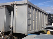 Forez-Bennes Benne grand volume aluminium étanche