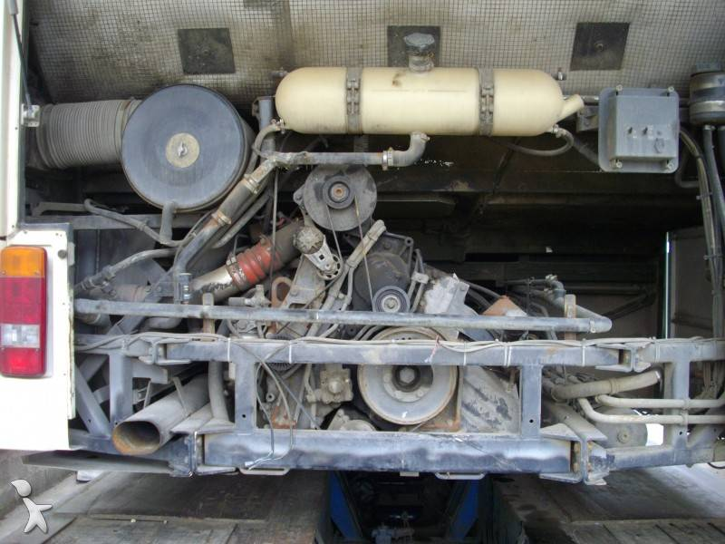 View images Scania 94 truck part