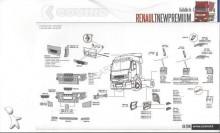 repuestos para camiones carrocería Renault