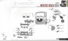 pièces détachées PL carrosserie neuve