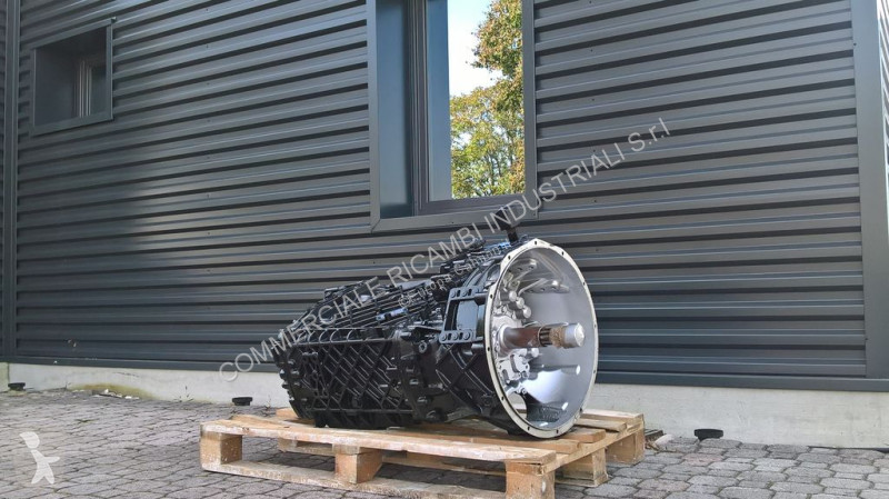 gebrauchter renault schaltgetriebe bo te de vitesses pour camion 16s2321td n 2312306. Black Bedroom Furniture Sets. Home Design Ideas
