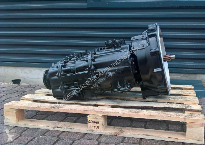 used man gearbox bo te de vitesses fs8309 rebuilt with warranty pour camion n 2312312. Black Bedroom Furniture Sets. Home Design Ideas