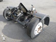 Universeel wheel suspension
