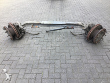 DAF wheel suspension