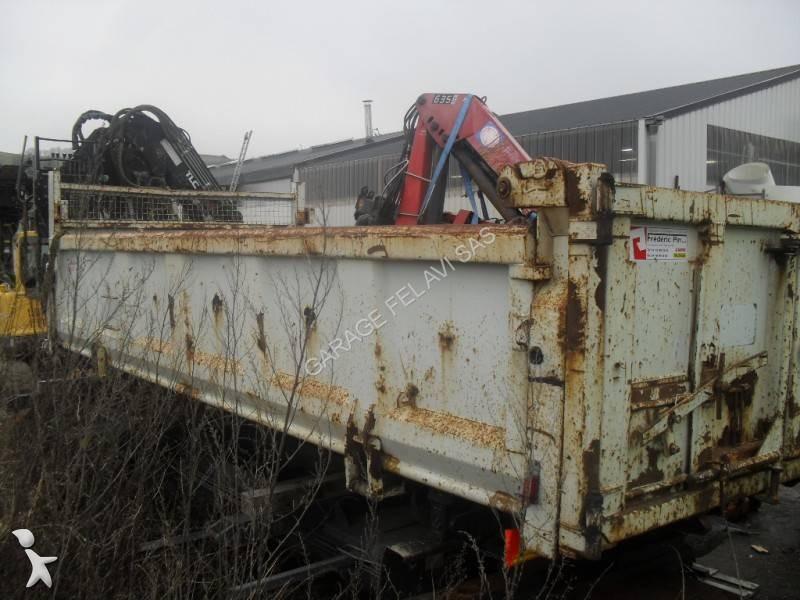 Bilder ansehen Forez-Bennes Lkw Ausrüstungen