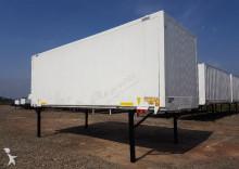 uitrusting voor vrachtwagens Krone 7.45x2.50m STALOWY ZAMYKANY DRZWIAMI