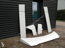 n/a Spoiler MERCEDES-BENZ ACTROS MP4 pour camion MERCEDES-BENZ ACTROS MP4