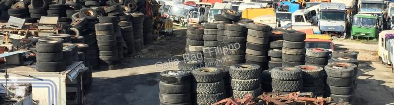 Vedere le foto Ricambio per autocarri nc