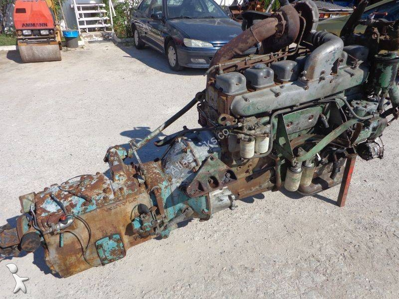 View images Volvo TD120A+R6 GEARBOX truck part