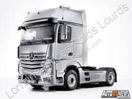 Peças pesados Mercedes