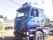 кабина Scania