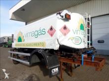 części zamienne do pojazdów ciężarowych nc Aluminium Fuel tank 12.470Ltr Pump/meter/counter