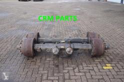 BPW HSF 12010ECO 2x trommel 9 ton