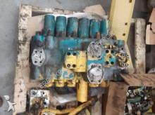 sistema idraulico Liebherr