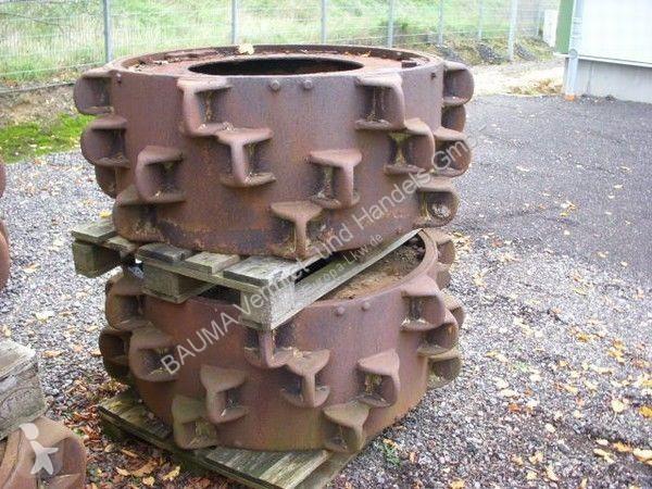 Caterpillar (76) 928/936/938/950 E/F/G steelwheels - Walzräder LKW Ersatzteile