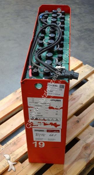 K.A. Accumulateur Gruma 24 V 3 PzS 375 Ah pour camion LKW Ersatzteile