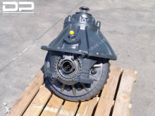 Scania wheel suspension