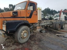 Volvo vehicle for parts
