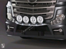 used coating / front grille