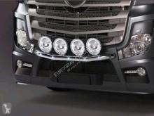 nc Grille de calandre MERCEDES-BENZ GRILL BEUGEL MET 5 LED 4 LAMP HOUDERS MONTAGE 5CM BOVEN SLEEPOOG pour camion MERCEDES-BENZ ACTROS MP4