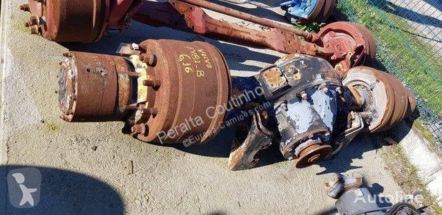Peças pesados Volvo Différentiel /Rear Axle - Differential - Pont F10 /F12 - EV81B - 6,14 pour camion