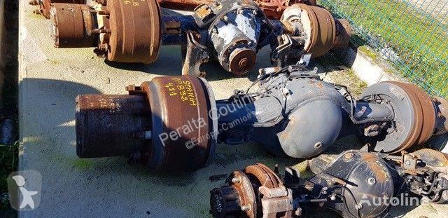 Peças pesados Scania Différentiel /Rear Axle - Differential - Pont - serie 4- RP832 - 4,21 pour camion