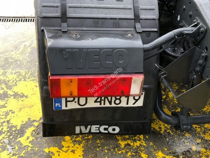 Zobaczyć zdjęcia Części zamienne do pojazdów ciężarowych Iveco Garde-boue pour tracteur routier   HI-WAY