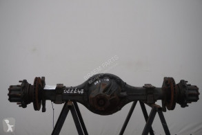 Mercedes wheel suspension