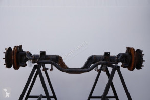 MAN wheel suspension
