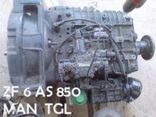 MAN TGL Boîte de vitesses pour tracteur routier SKRZYNI ZF 6 AS 850 5000 zl