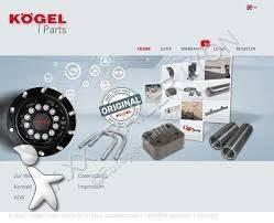 View images Kögel truck part