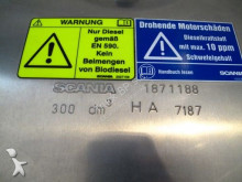 zbiornik powietrza Scania