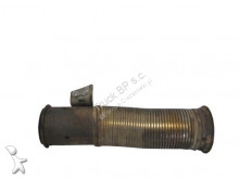 tubo de escape usado