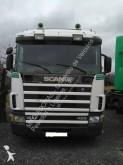 véhicule pour pièces Scania