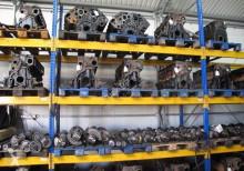 gebrauchter LKW Ersatzteile