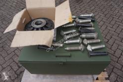 części zamienne do pojazdów ciężarowych nc Kist, twistlocks, pennen Kist, 17x twistlocks, 8x pennen