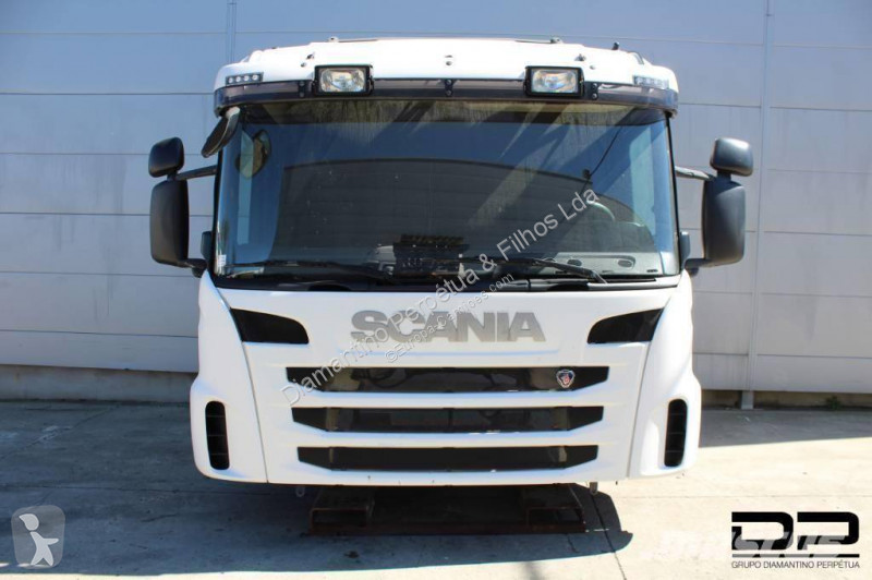View images Scania CR19 S/PGRT truck part