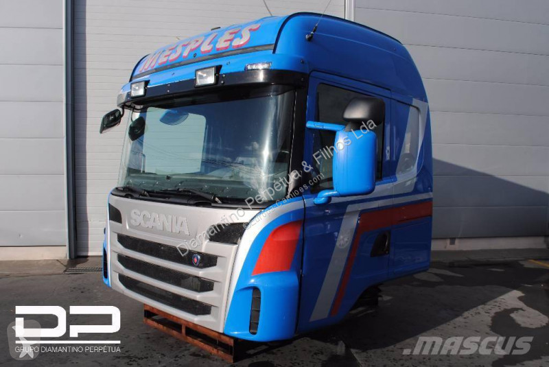 View images Scania CR19 HIGHLINE MODERN S/PGRT truck part