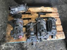 sistema hidráulico Volvo