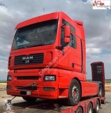 MAN TGA 480 truck part